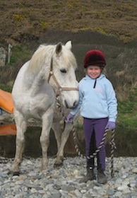 Horse riding for children and adults